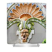 Country Club Plaza Shower Curtain