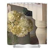 Country Decor Shower Curtain