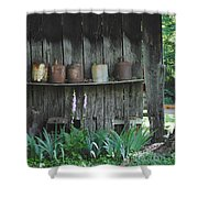 Country Jugs Shower Curtain