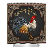 Country Kitchen-jp3764 Shower Curtain