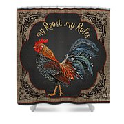 Country Kitchen-jp3767 Shower Curtain
