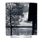 Country Landscape #9261 Shower Curtain