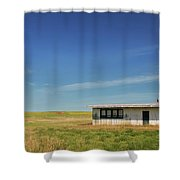 Country Lawyer Shower Curtain
