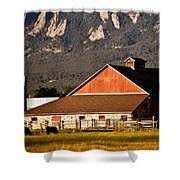 Country Living Boulder County Shower Curtain
