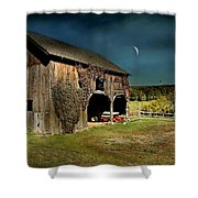 Country Moves Shower Curtain