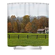 Country Side Home Shower Curtain