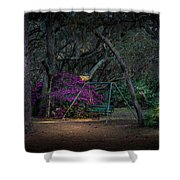 Country Swing Shower Curtain