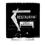 Country Vittles Shower Curtain