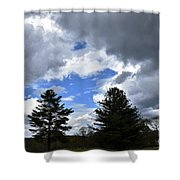 Countryside Beauty Shower Curtain