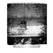 County Clare Cottage Ireland Shower Curtain