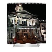 County Court House Shower Curtain