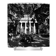County Courthouse Shower Curtain
