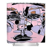 Courage Shower Curtain