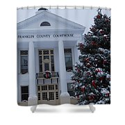 Court Dismissed Shower Curtain