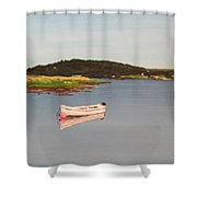 Courtmacsherry Bay Shower Curtain