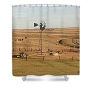 Coutryside Shower Curtain