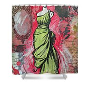 Couture II Shower Curtain