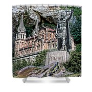 Covadonga Shower Curtain