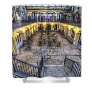 Covent Garden London View Shower Curtain