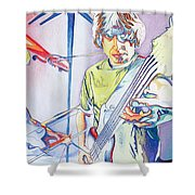 Coventry Phish Shower Curtain