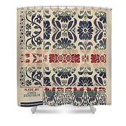 Coverlet Shower Curtain