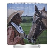 Cowboy2 Shower Curtain