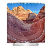 Coyote Buttes 3 Shower Curtain