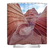 Coyote Buttes 6 Shower Curtain