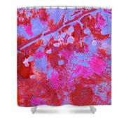 Crabapples Series #4 26 Shower Curtain