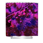 Crabapples Series #4 27 Shower Curtain