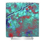 Crabapples Series #4 30 Shower Curtain