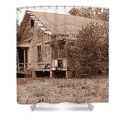 Cracker House #1 Shower Curtain
