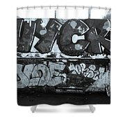Crackit Shower Curtain