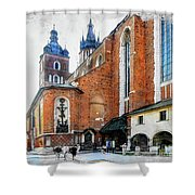 Cracow Art 1  Shower Curtain