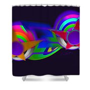 Craft Shower Curtain