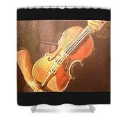 Craftsman Shower Curtain