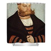Cranach The Elder Shower Curtain