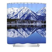 Crater Lake Shower Curtain