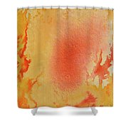 Crater Shower Curtain