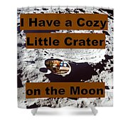 Crater13 Shower Curtain