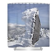 Crawford Path - White Mountains New Hampshire Usa Shower Curtain