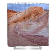 Crazy Hill 2 Shower Curtain