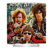 Cream Collection - 1 Shower Curtain
