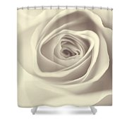 Creamy Delight Shower Curtain