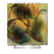Creation Symphony Shower Curtain