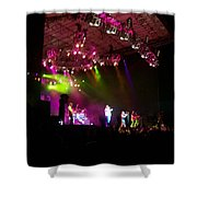 Creationfest At Night Shower Curtain