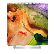 Creation's Embrace Shower Curtain