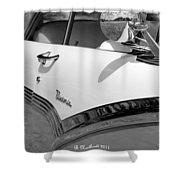 Creative Chrome - 1956 Ford Fairlane Victoria Shower Curtain