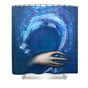 Creative Inspiration Shower Curtain