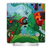 Creative Soul Shower Curtain